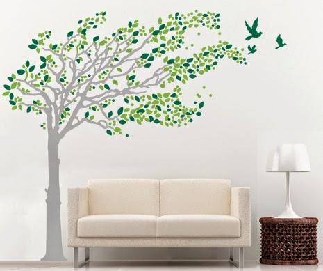 Ikea adesivi per mobili abbinamento mobili classici e - Adesivi murali ikea ...