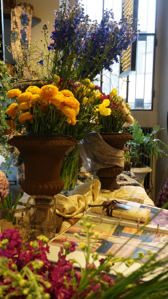 dana garden design figli dei fiori,como 2