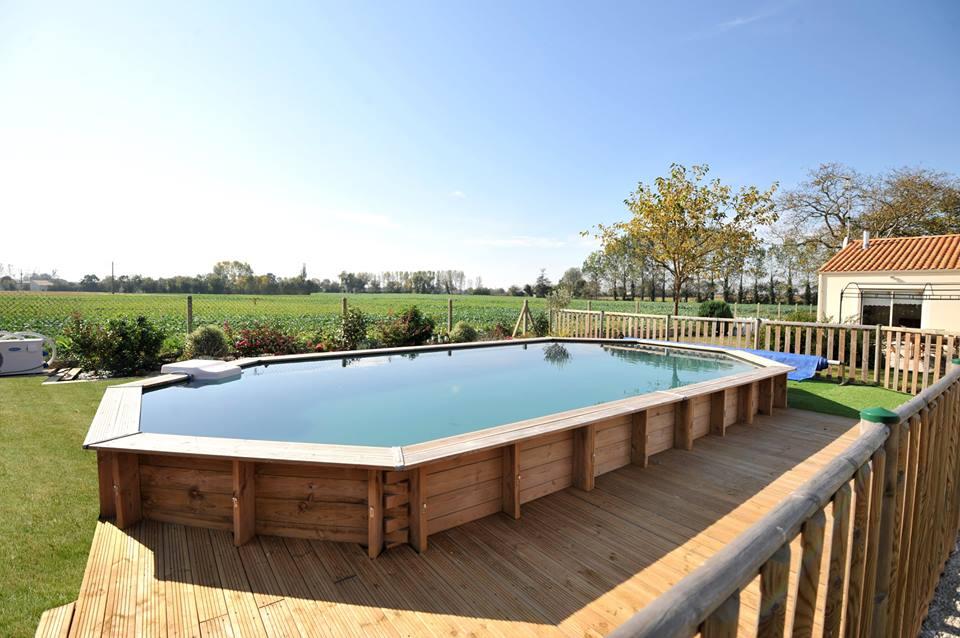 Come scegliere una piscina fuori terra da giardino - Terra da giardino ...