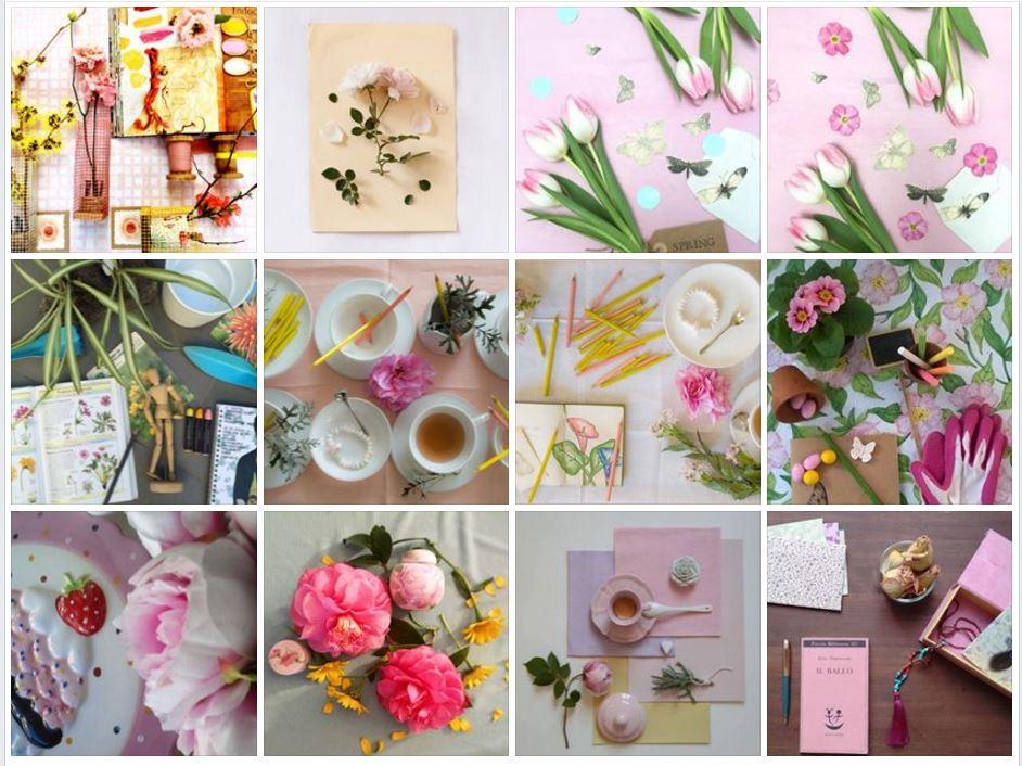 Blossom zine contest cattura album foto grafico5
