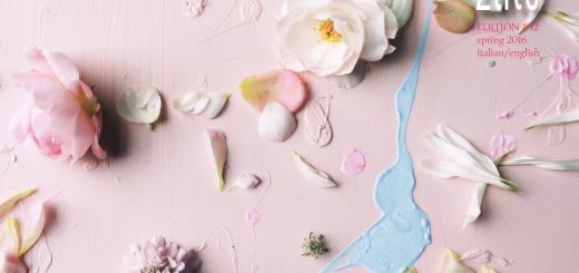Blossom zine Spring 12 2016 COVER BH