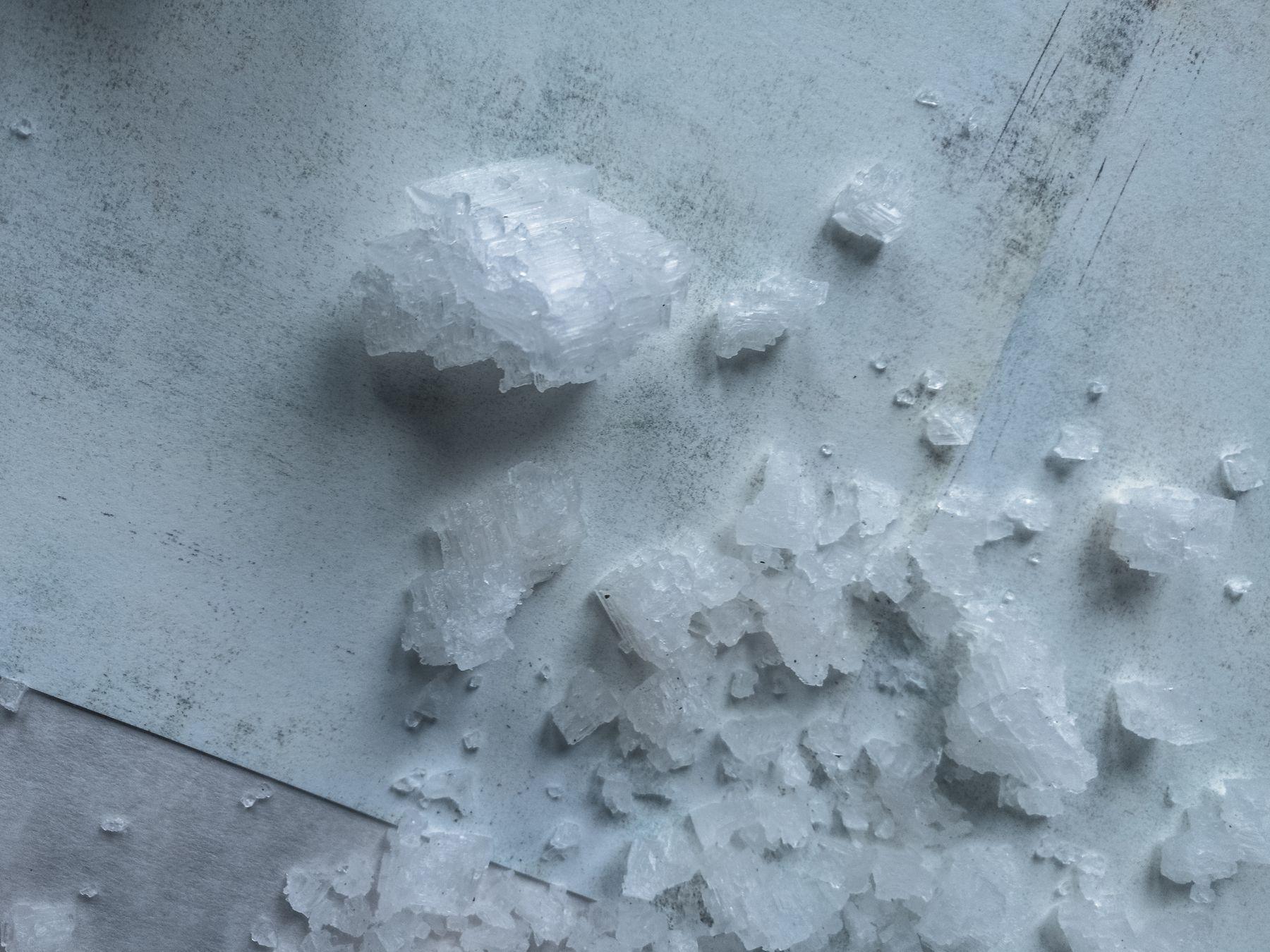 Il sale fa bene alla pelle
