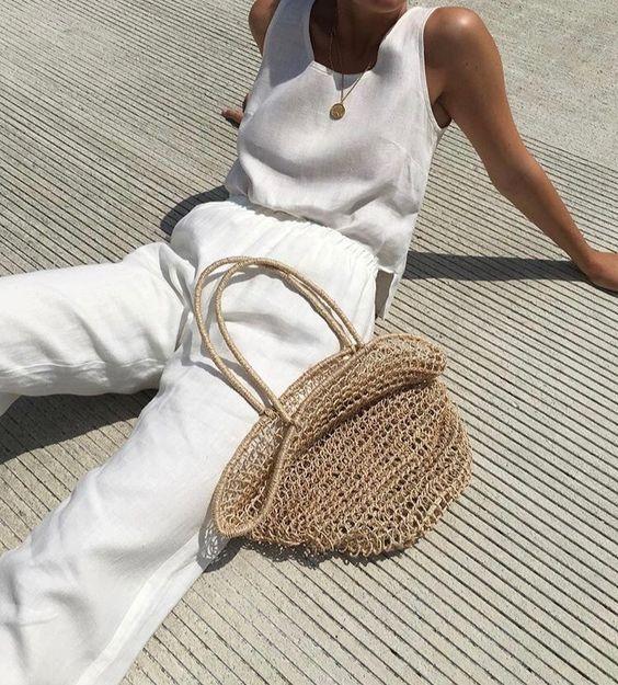 estate in bianco