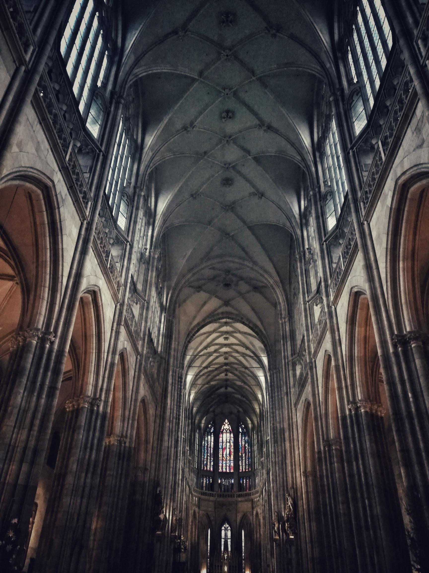 Blossom zine Praga in 4 giorni La Cattedrale di San Vito