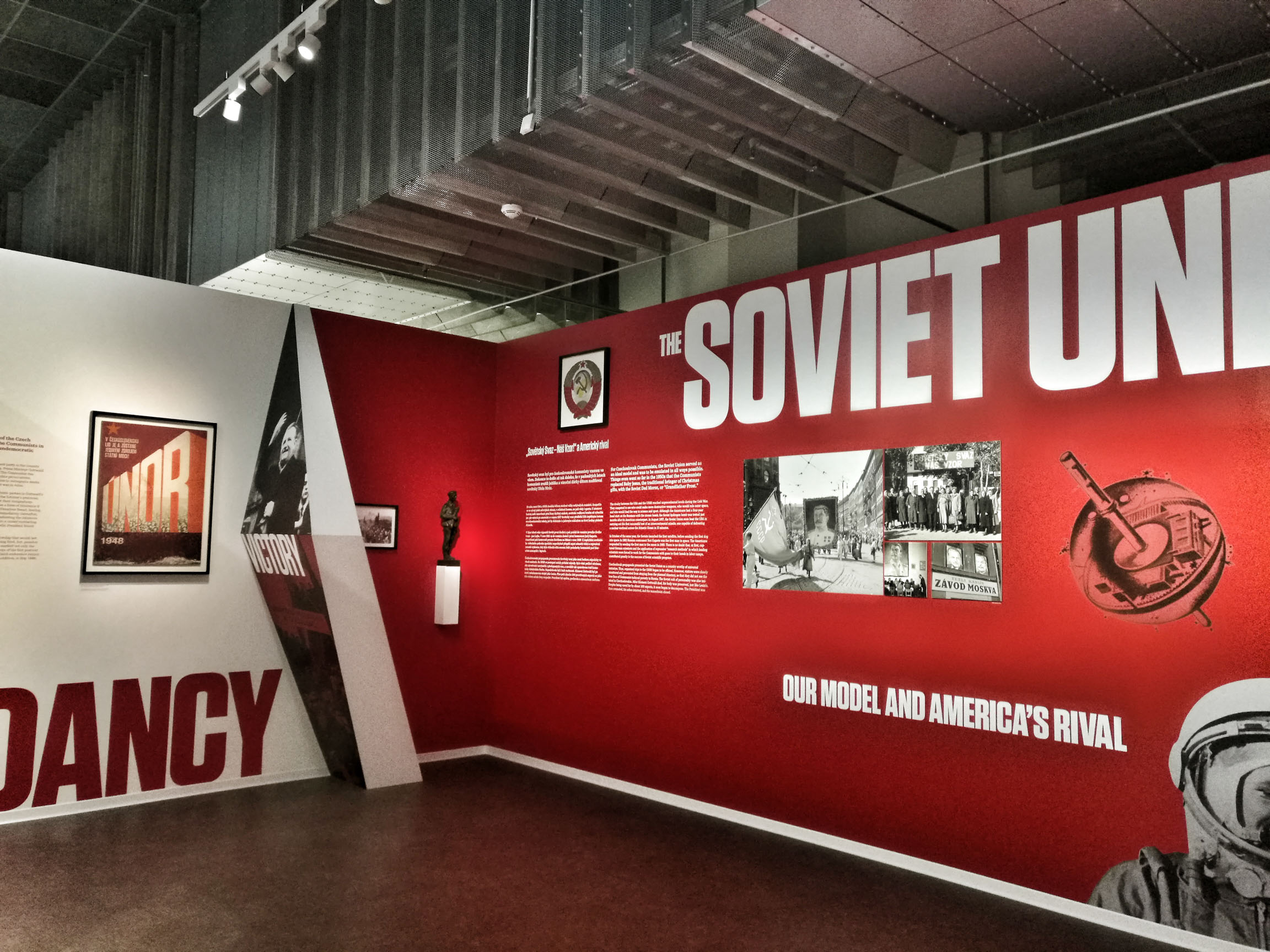 Blossom zine Praga in 4 giorni Museo del Comunismo