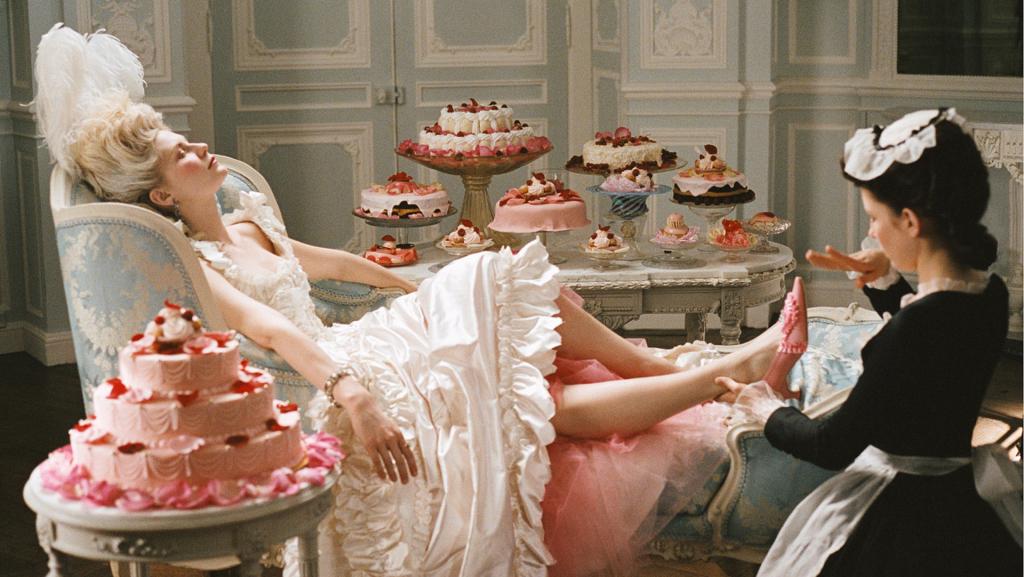 """Marie Antoinette"""" di Sofia Coppola"""
