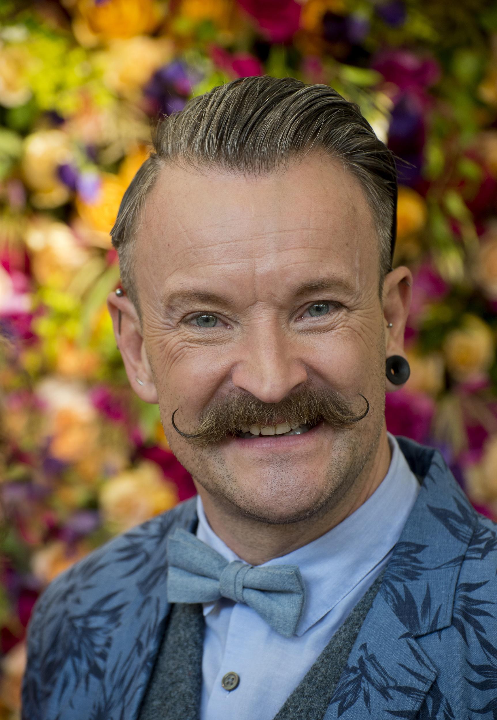 Simon Lycett, Florist, Chelsea Flower Show