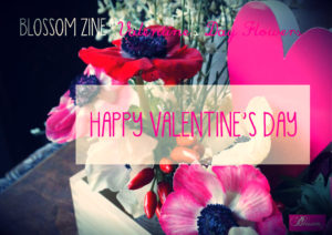 Blossom zine valentine s40