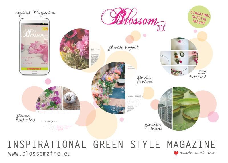 Blossom zine Summer issue800