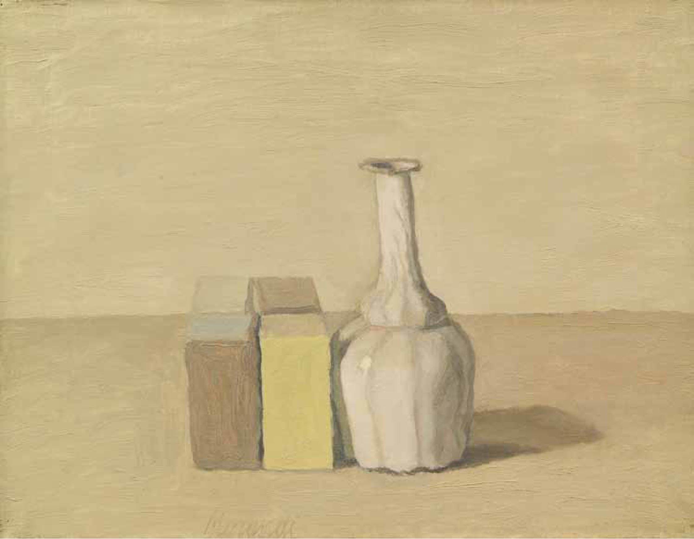 Ricreiamo i vasi del pittore giorgio morandi blossom zine blog morandi giorgio natura morta1954 olio su tela cm thecheapjerseys Gallery