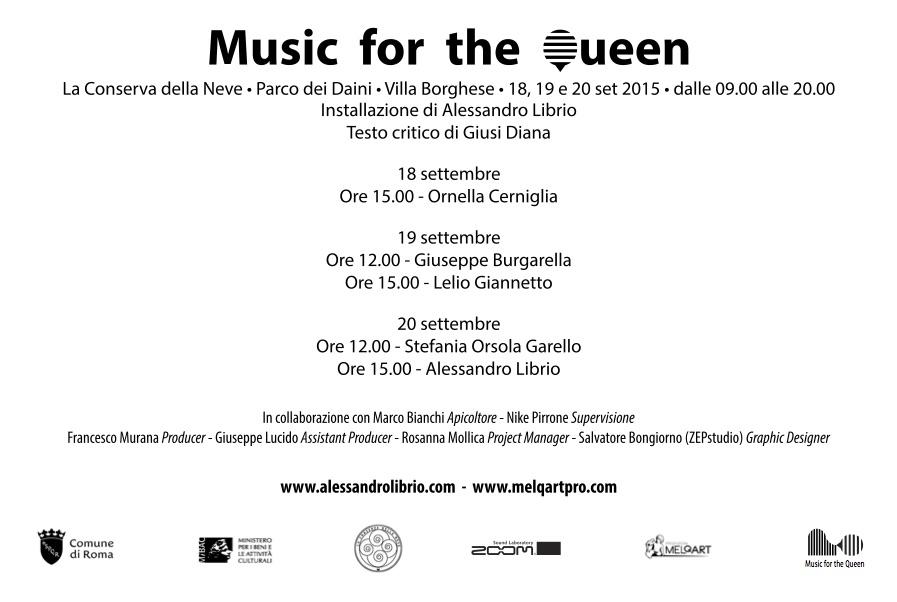 Music for the Queen pixartP ok retro