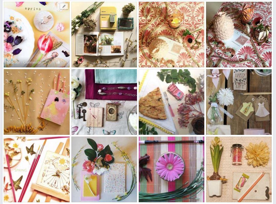 Blossom zine contest cattura album foto grafico2