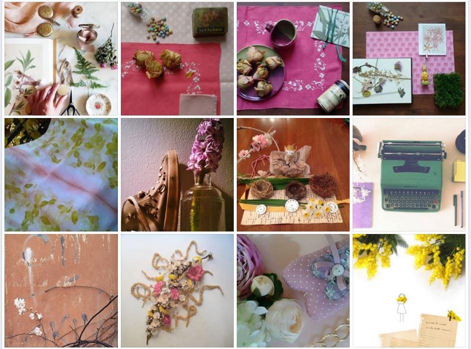 Blossom zine contest cattura album foto grafico4