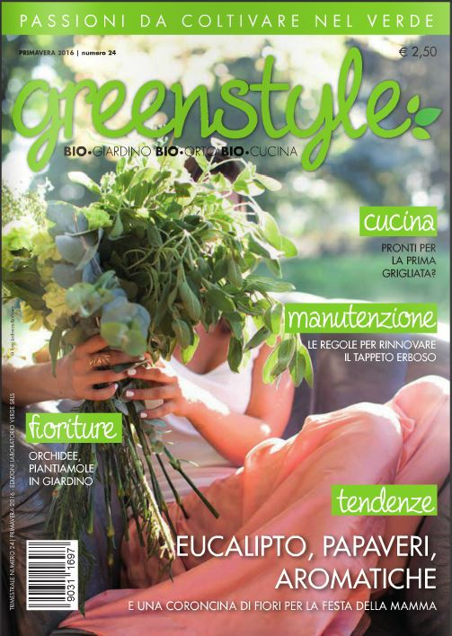 green style cover aprile