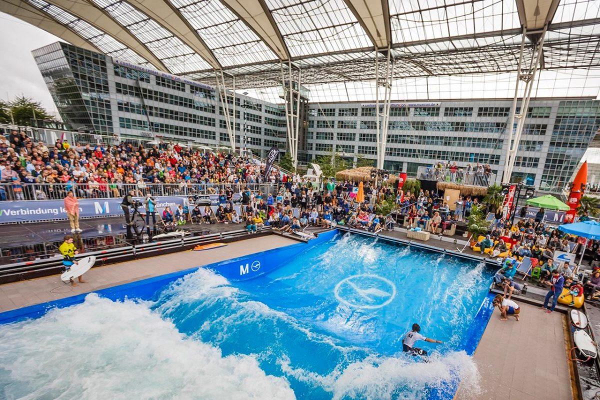 Surf-Style-Munich-Airport photo Flo Hagena