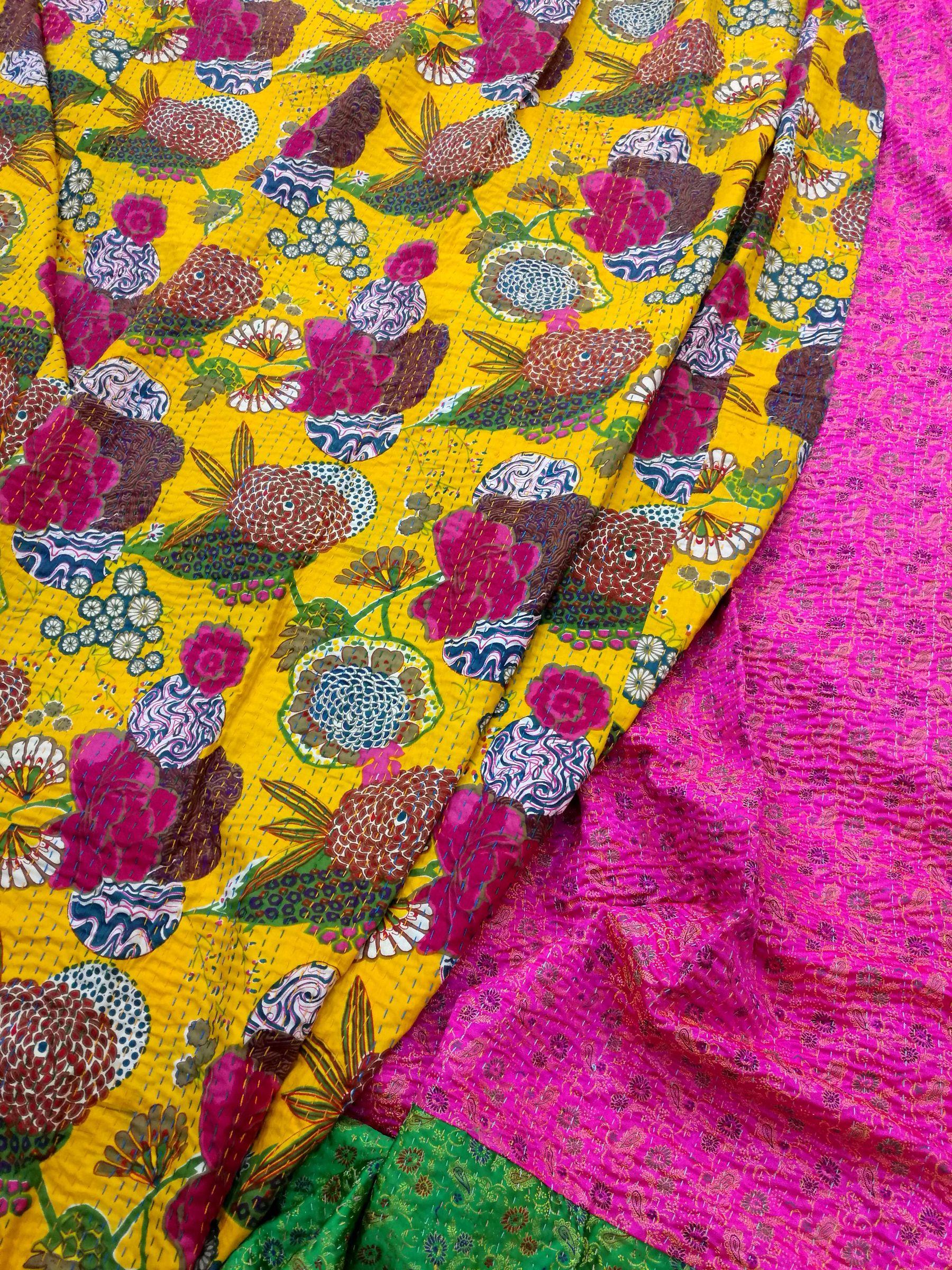 giallo curcuma e rosa india blossom zine