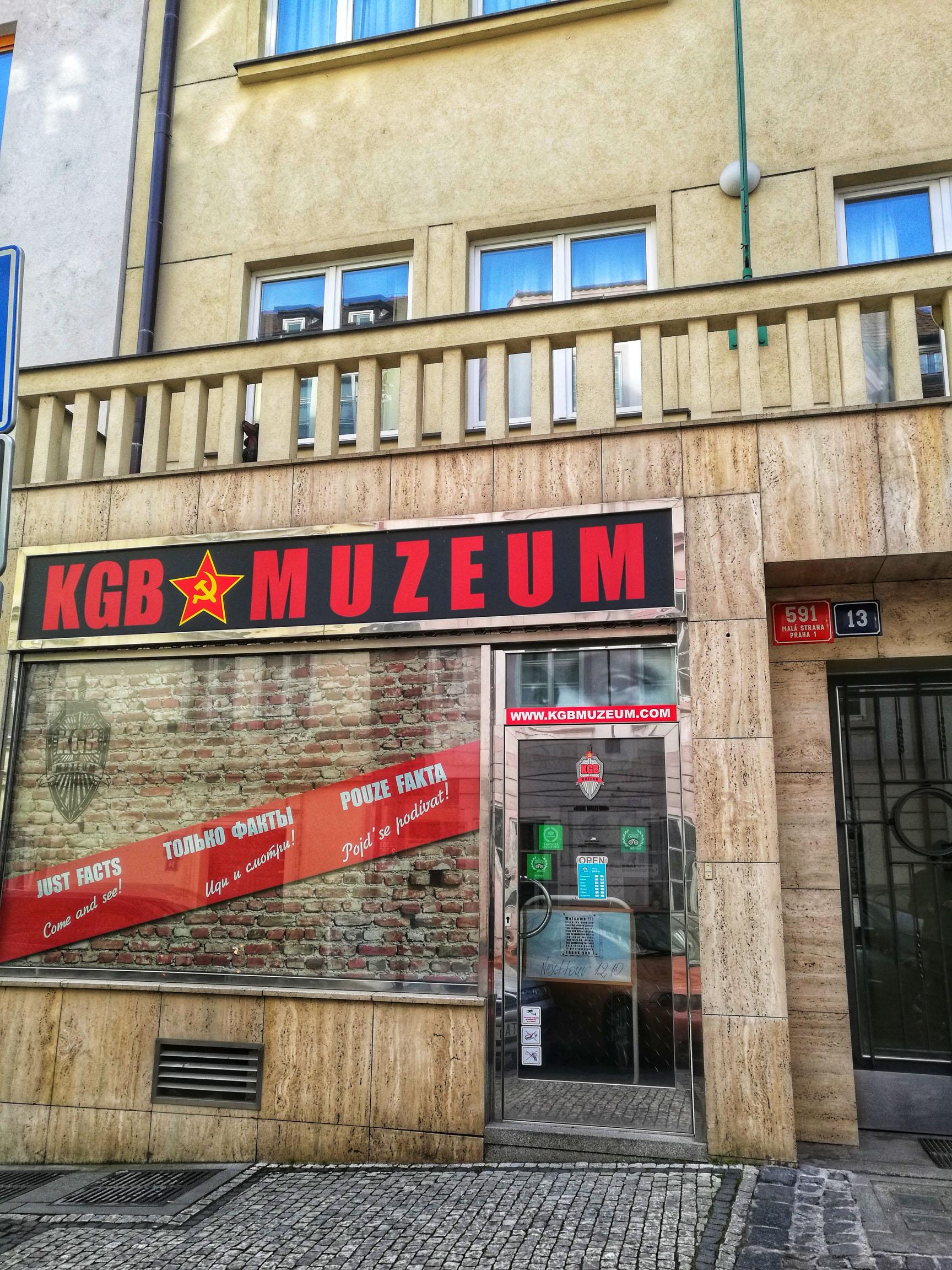 Blossom zine Praga in 4 giorni Il Museo del KGB