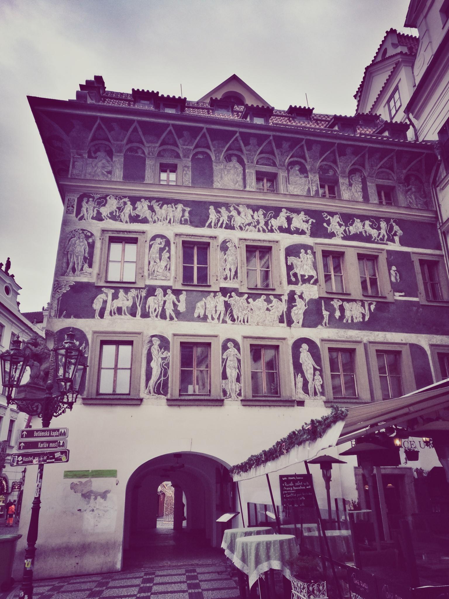 Blossom zine Praga in 4 giorni Casa Al Minuto