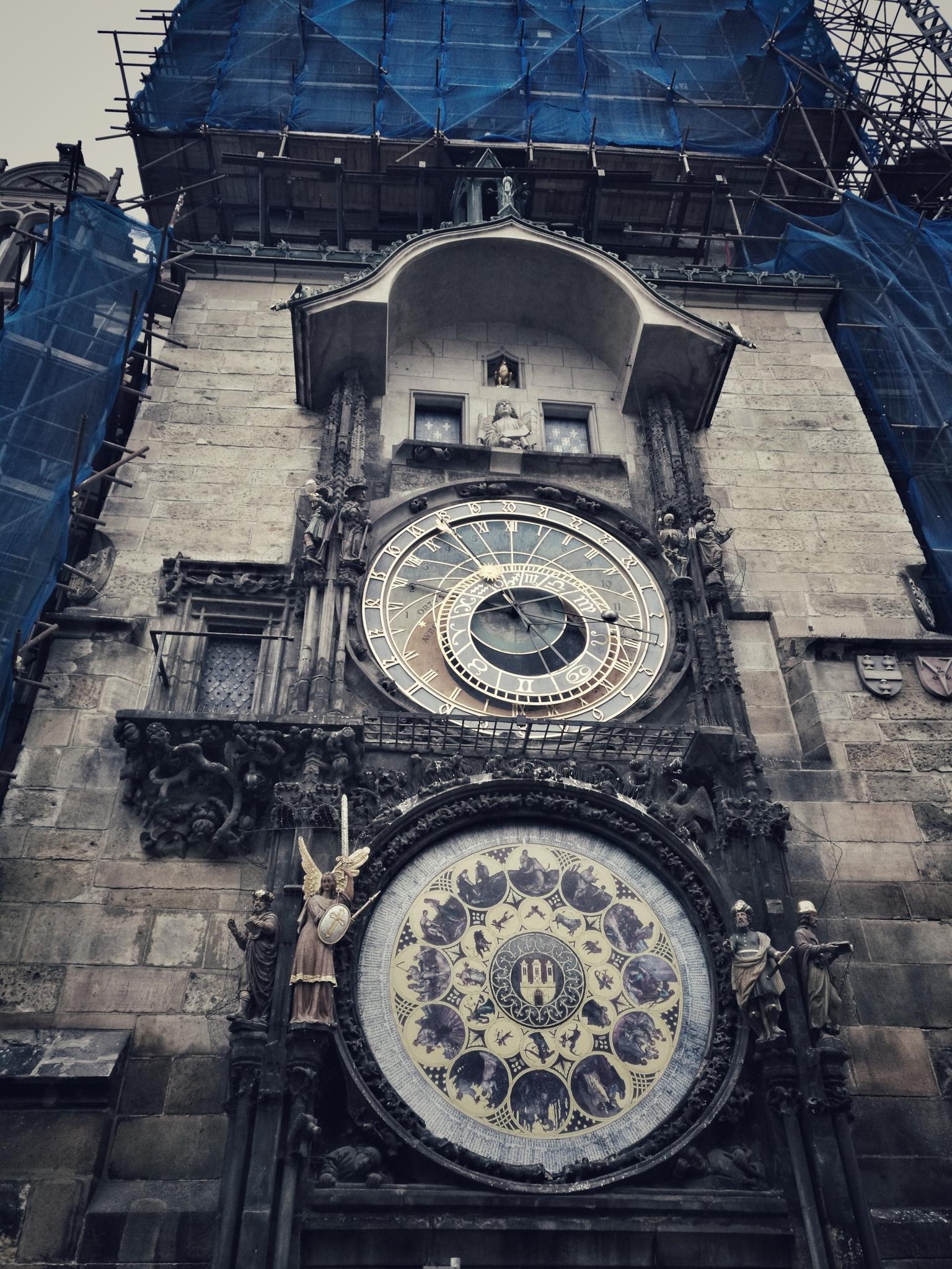 Blossom zine Praga in 4 giorni l'Orologio astronomico