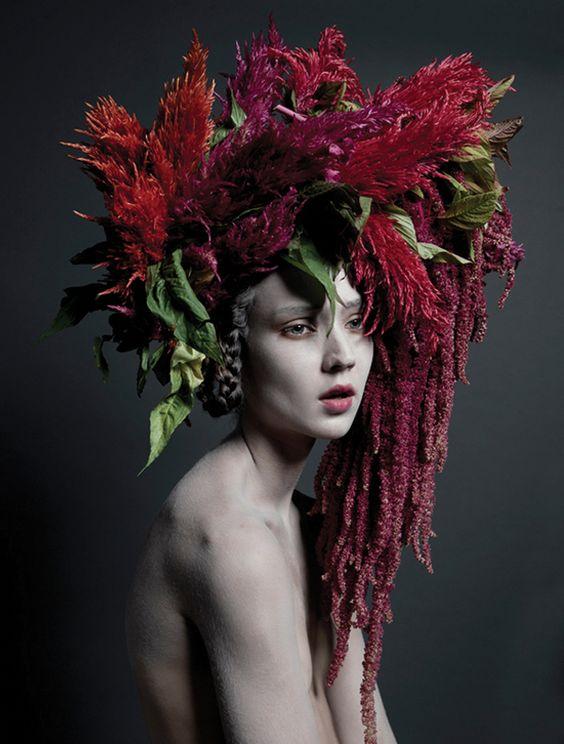 cappelli stravaganti e artistici