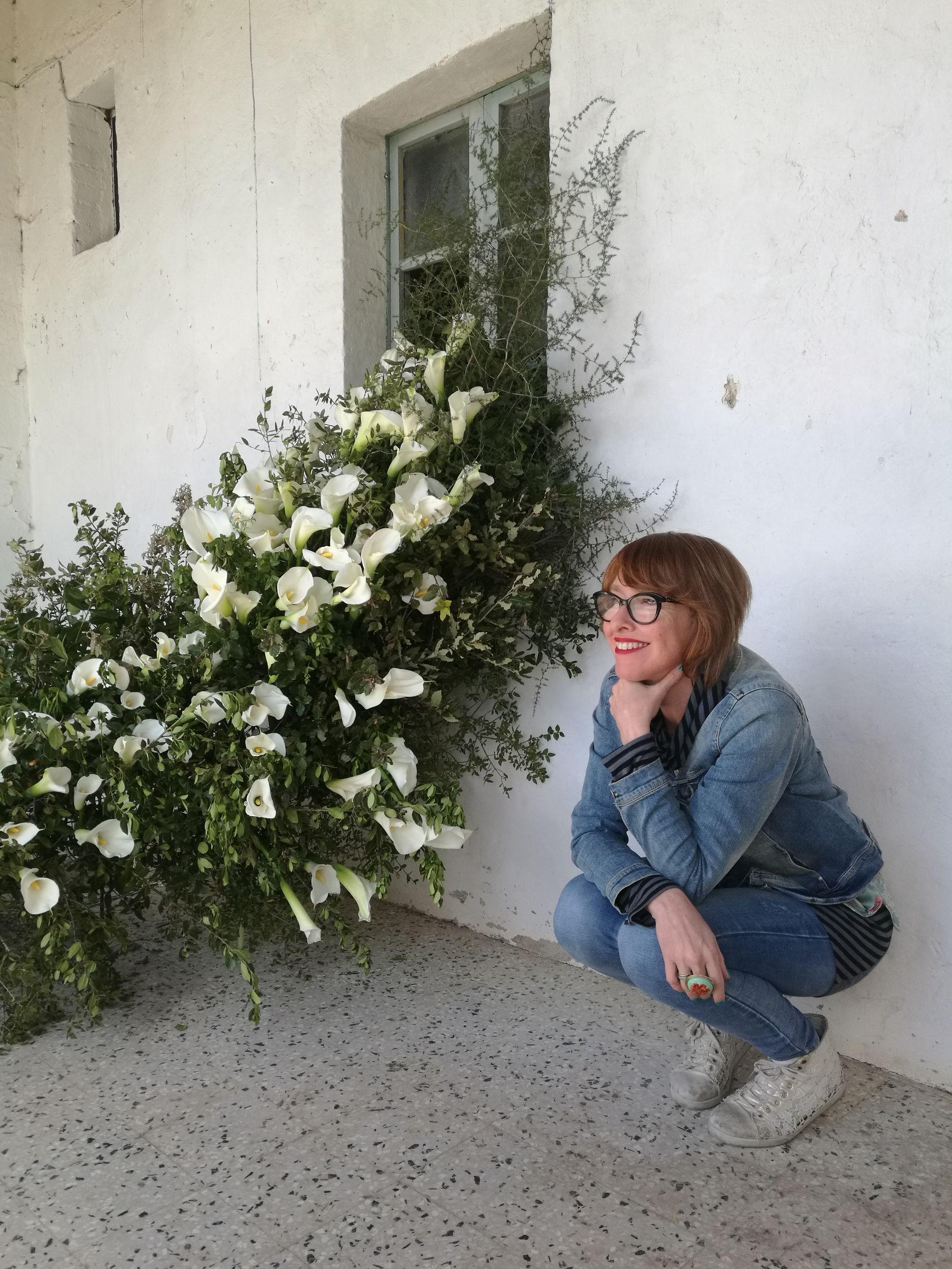 dana frigerio blossom zine slowflowersitaly