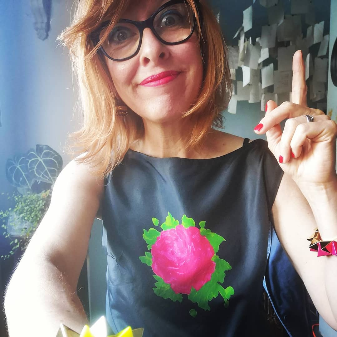 Dana Frigerio / Blossom zine