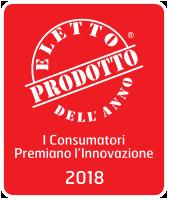 YOYO by FITT Eletto Prodotto dell'Anno, premio all'Innovazione