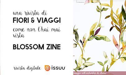 Dana Frigerio / Blossom zine / rivista online digitale