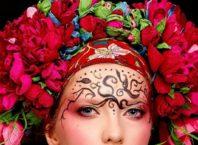 Beata Bojda Etno project su Blossom zine