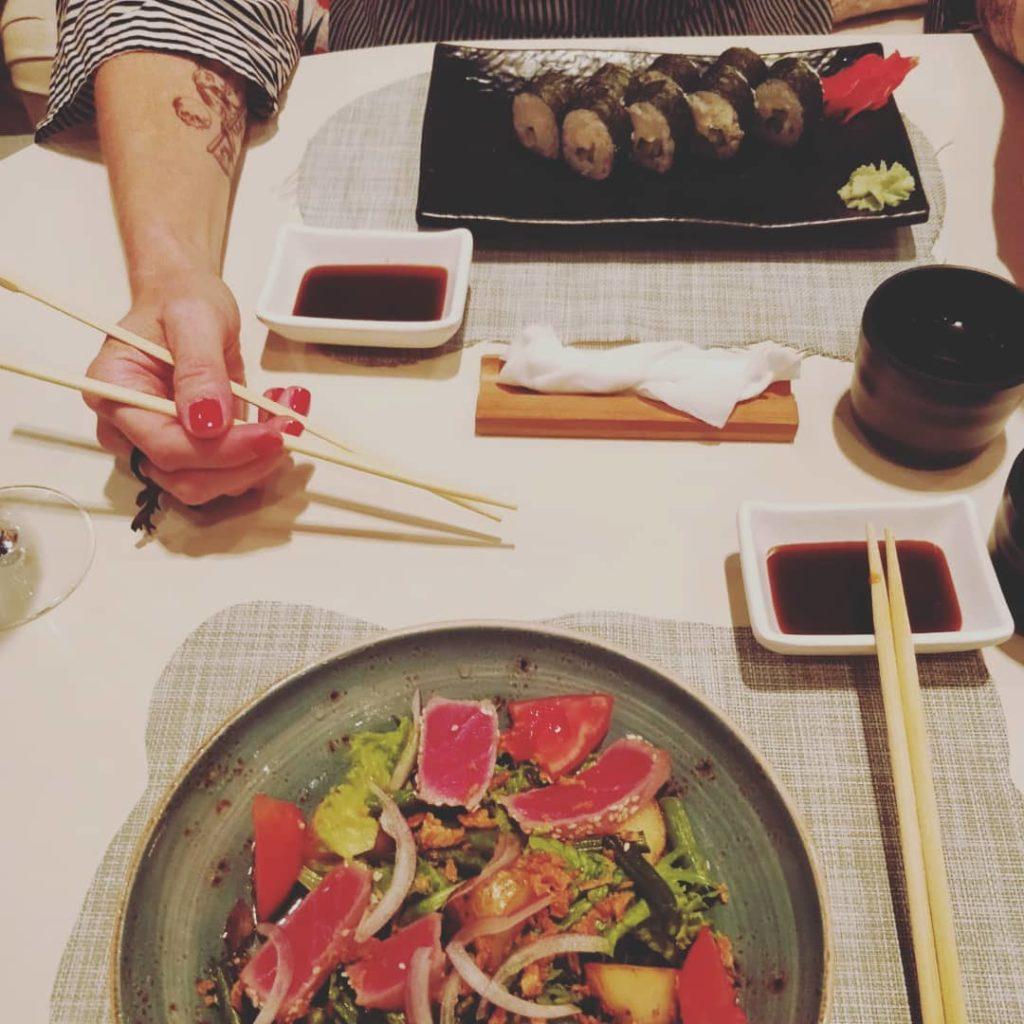 Blossom-zine-transiberiana-prima-classe-ristorante-giapponese-vladivostok