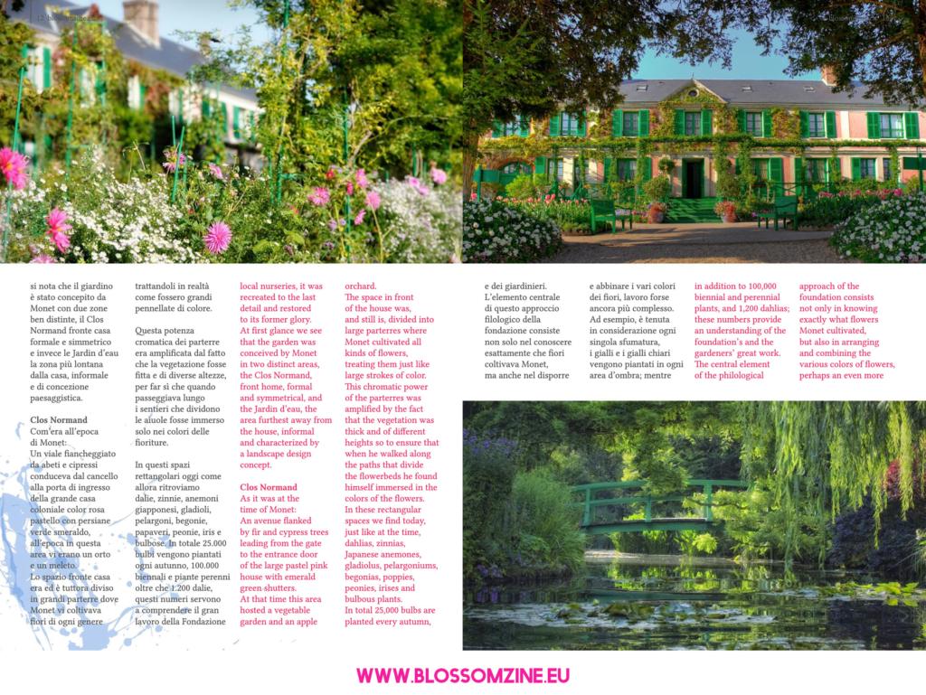 Il giardino di Monet, la sua storia e le sue caratteristiche