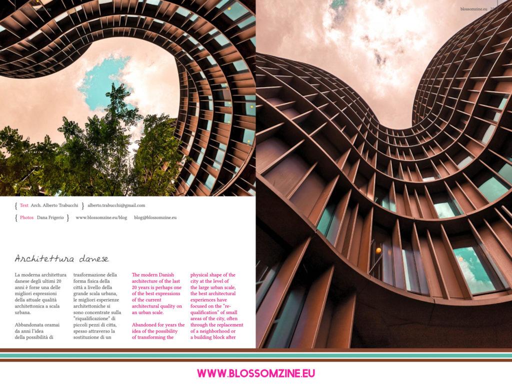 Le Axel Towers e l'architettura danese