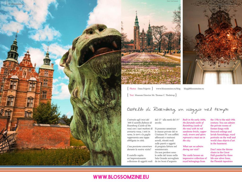 Il fiabesco castello di Rosenborg