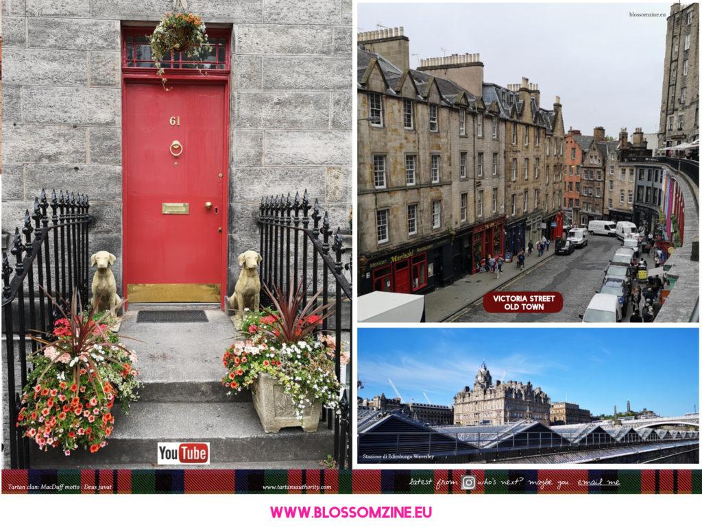 Edimburgo, la New Town - Viaggio in Scozia Blossomzine