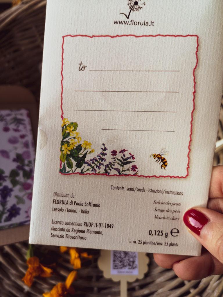 Blossomzine creativissimo me Florula seeds