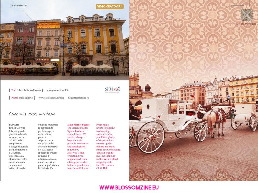 Viaggio a Cracovia, cosa visitare