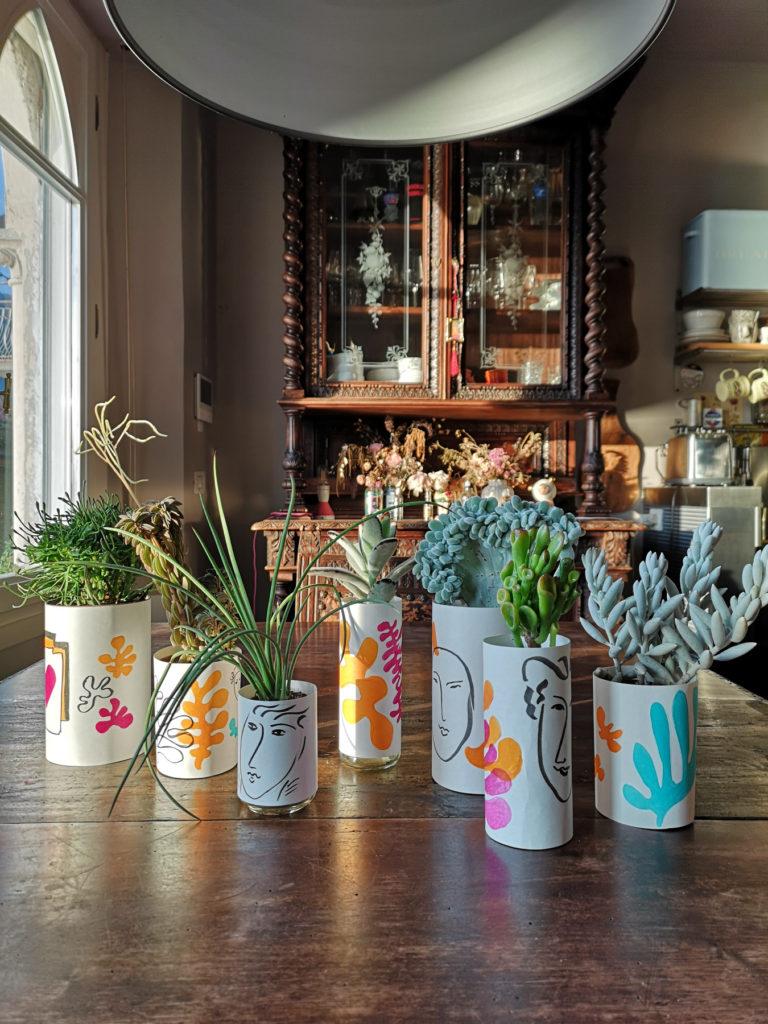 CactuSchool con Blossomzine – Matisse e le piante grasse