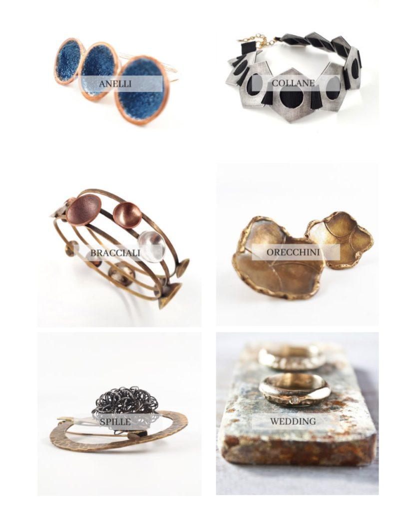 Livia Radice Gioie Lira design ispirato all'arte
