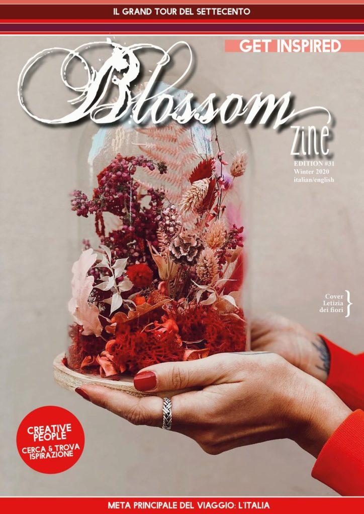 blossomzine winter dedicata al grand tour