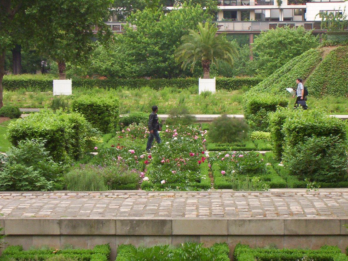 foto di Blossomzine del Parc de Bercy